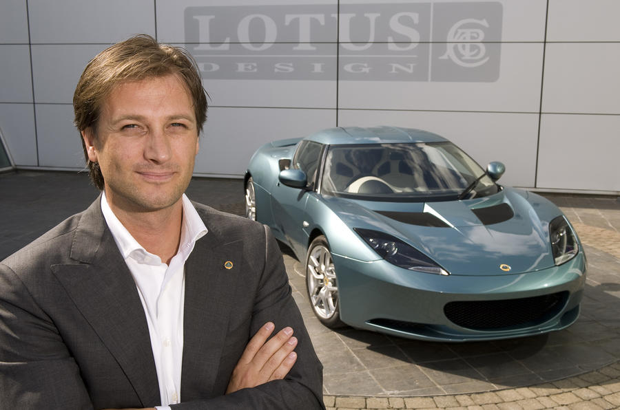 Legal dispute between Lotus and former chief Dany Bahar resolved