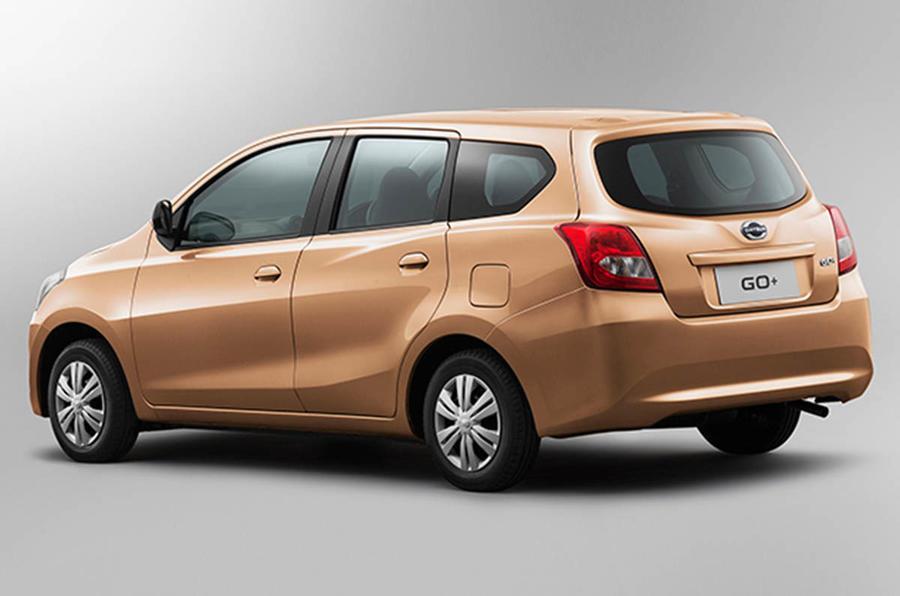 Datsun Go+ MPV revealed
