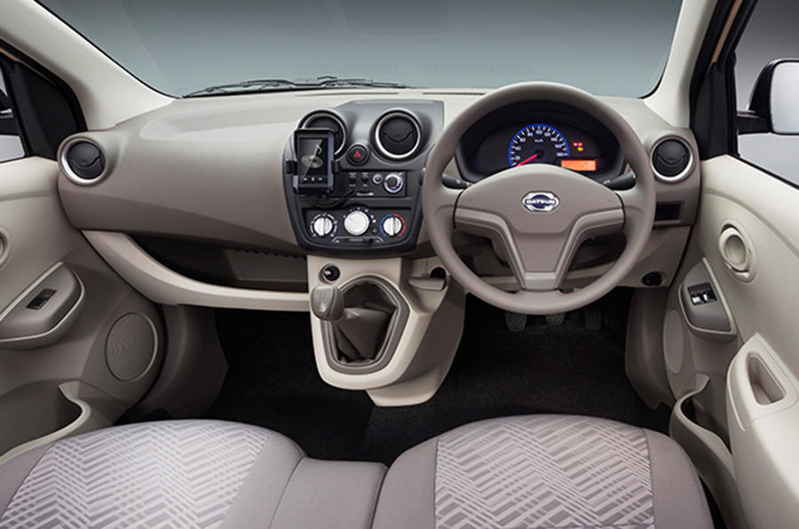 Datsun Go+ MPV revealed