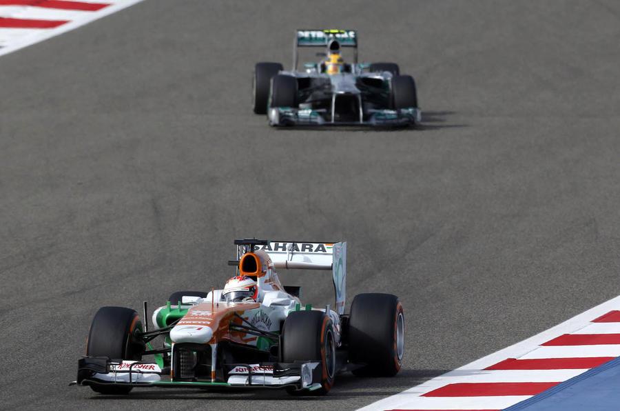 Sebastian Vettel wins Bahrain Grand Prix