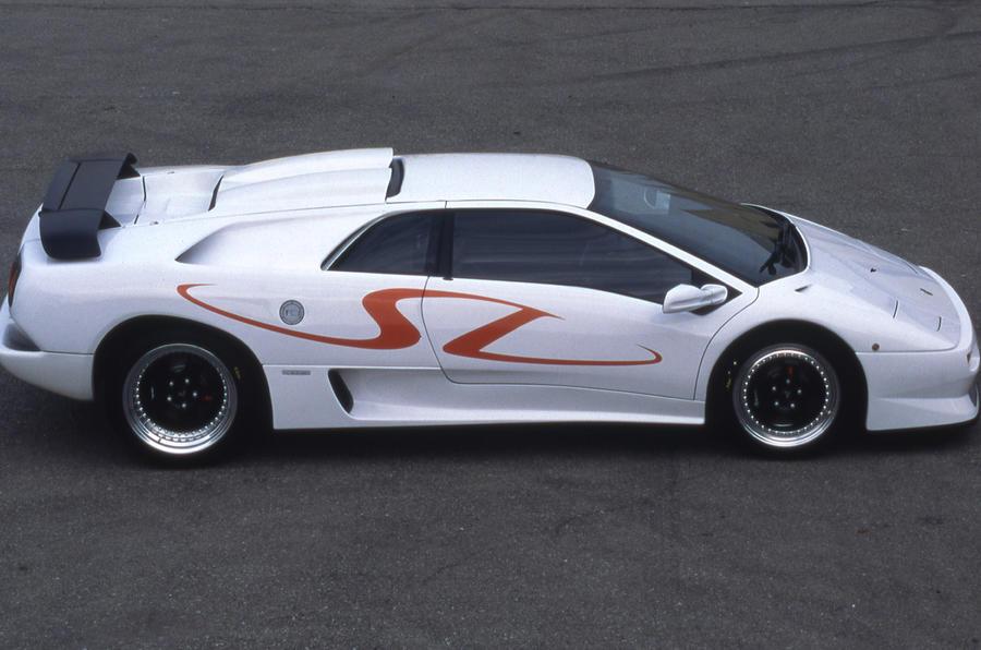 The history of Lamborghini - picture special