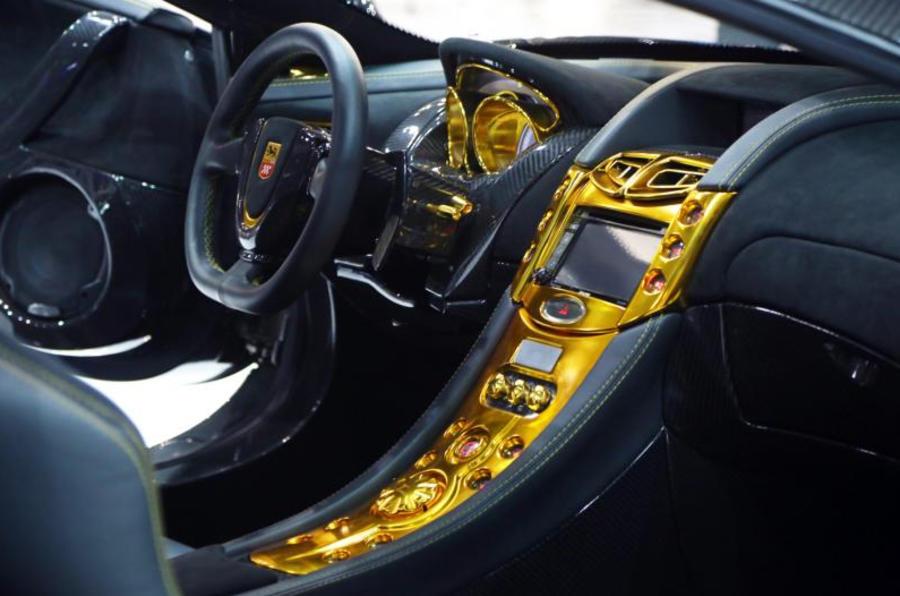 Dubai Motor Show 2013 Report And Gallery Autocar