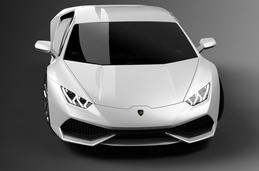 Lamborghini Huracán revealed