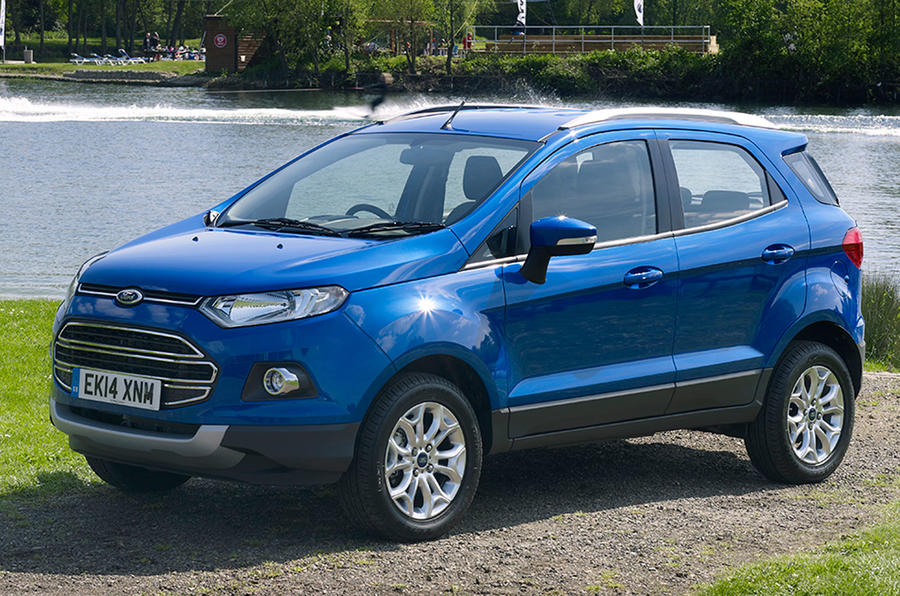 ford ecosport 1 0 ecoboost uk first drive. Black Bedroom Furniture Sets. Home Design Ideas