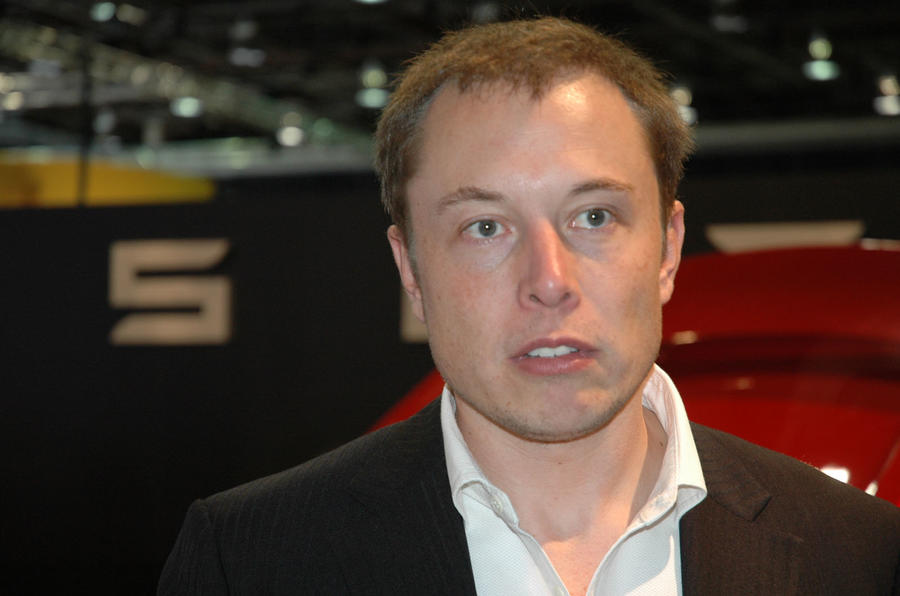 Tesla's Elon Musk doesn't think like other car company executives