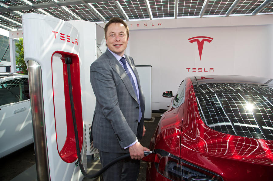 Tesla scraps technology patents to boost electric vehicle growth
