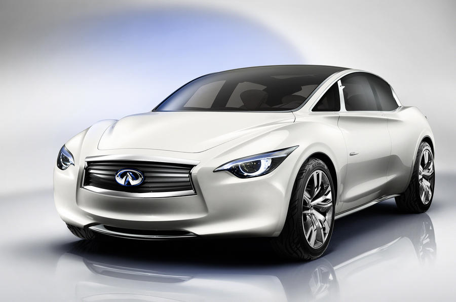 The Infiniti Etherea concept