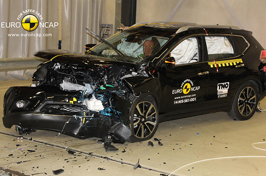 Citroen C4 Cactus scores four stars in latest Euro NCAP tests