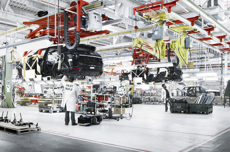 Jaguar Land Rover invests £4m in powertrain research project
