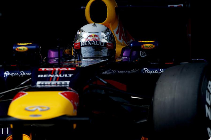Sebastian Vettel wins explosive F1 Malaysian Grand Prix