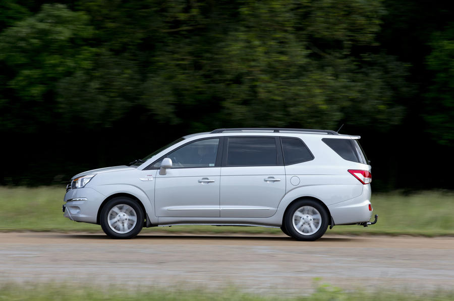 Ssangyong Turismo 2.0 EX Auto first drive review