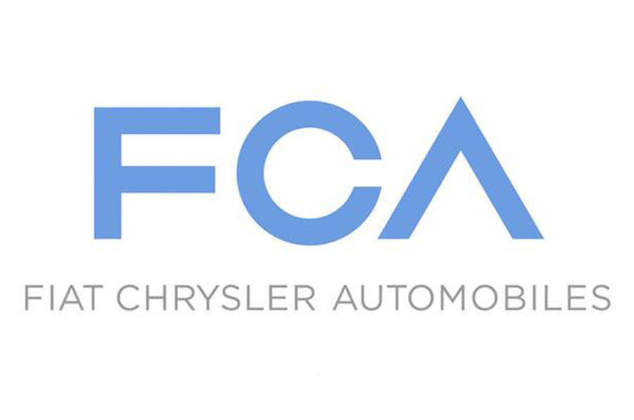 Fiat and Chrysler adopt new Group logo