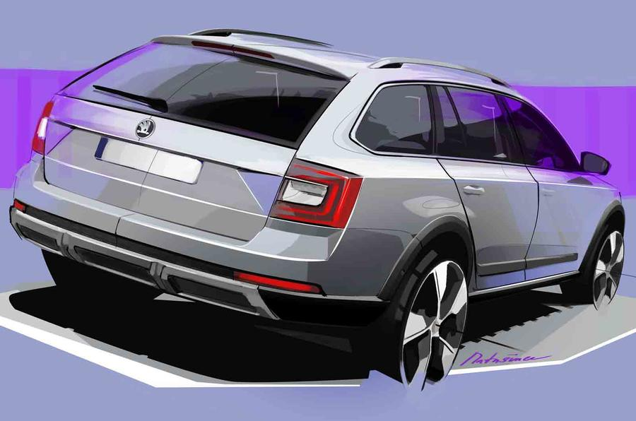 Skoda Octavia Scout to launch in 2014