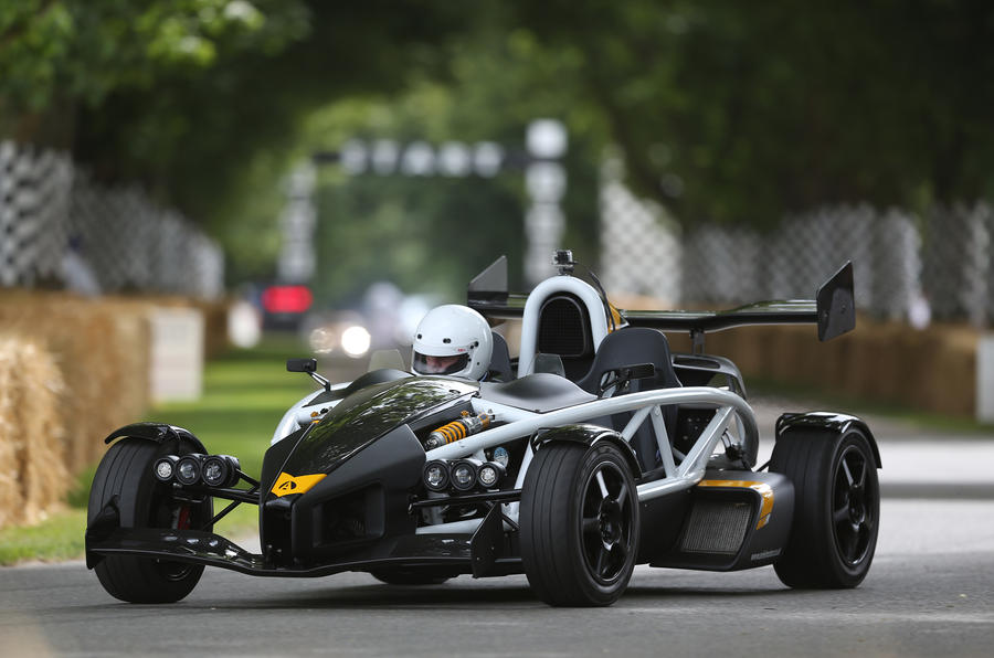 A blast in the new Ariel Atom is worth £2 of anyone's money