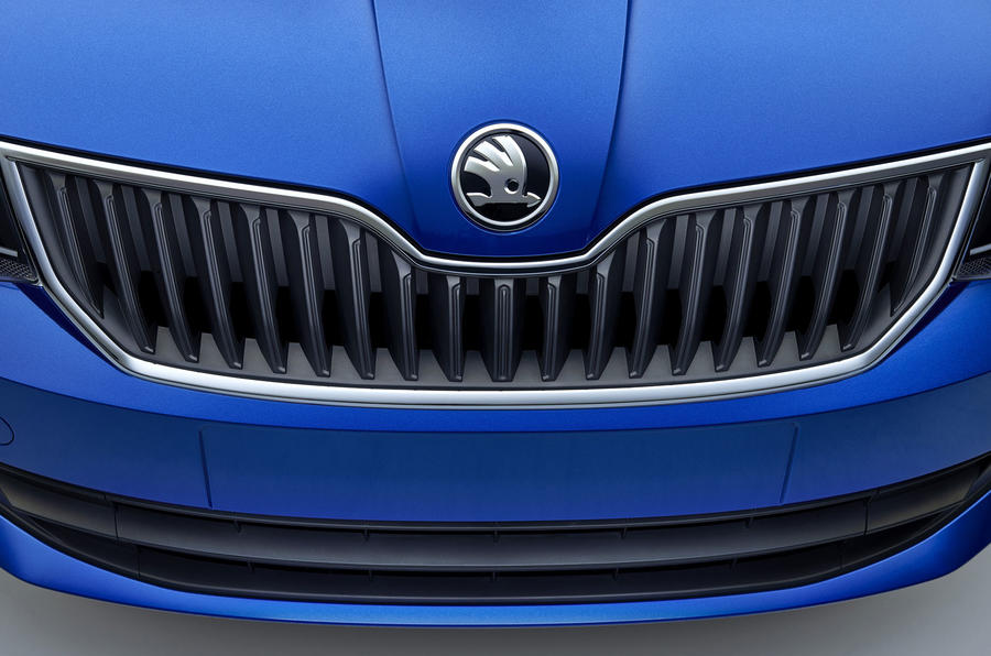 Skoda previews new Fabia ahead of Paris debut