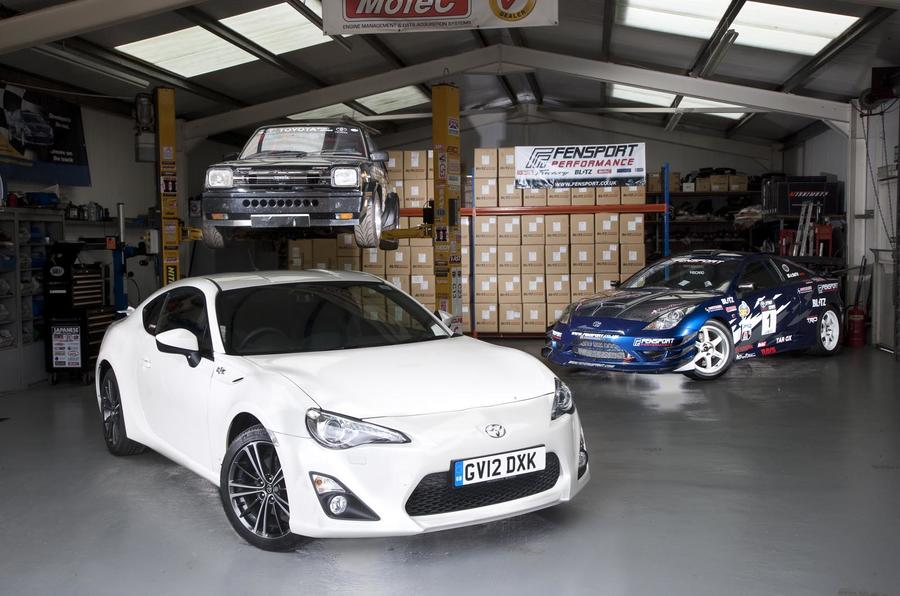 How to ruin/improve a perfectly good Toyota GT86 | Autocar