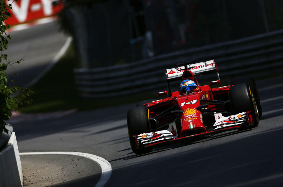 Ferrari is winning on the road, but not on the race track