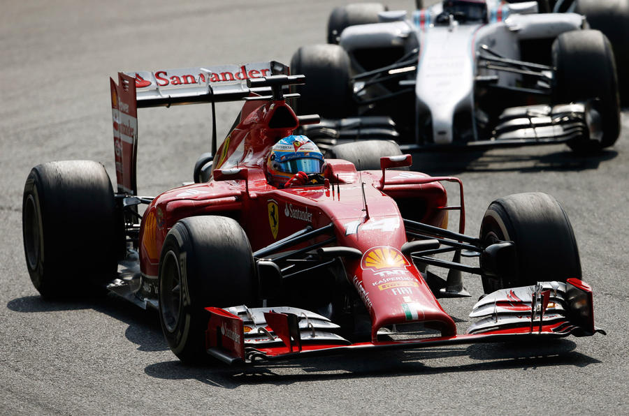 Fernando Alonso has a big part to play in Ferrari's F1 future