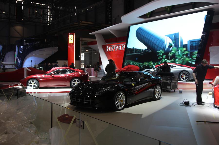 New Ferrari California T gets turbo power