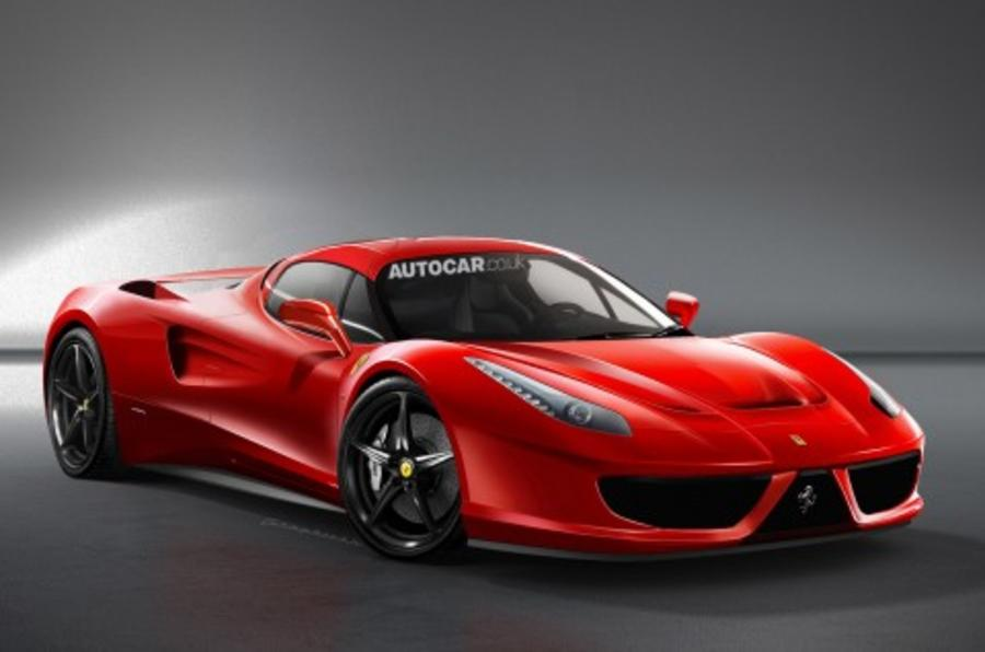 2018 ferrari f40. brilliant ferrari this is an autocar image showing how the new ferrari f150 could look with 2018 ferrari f40