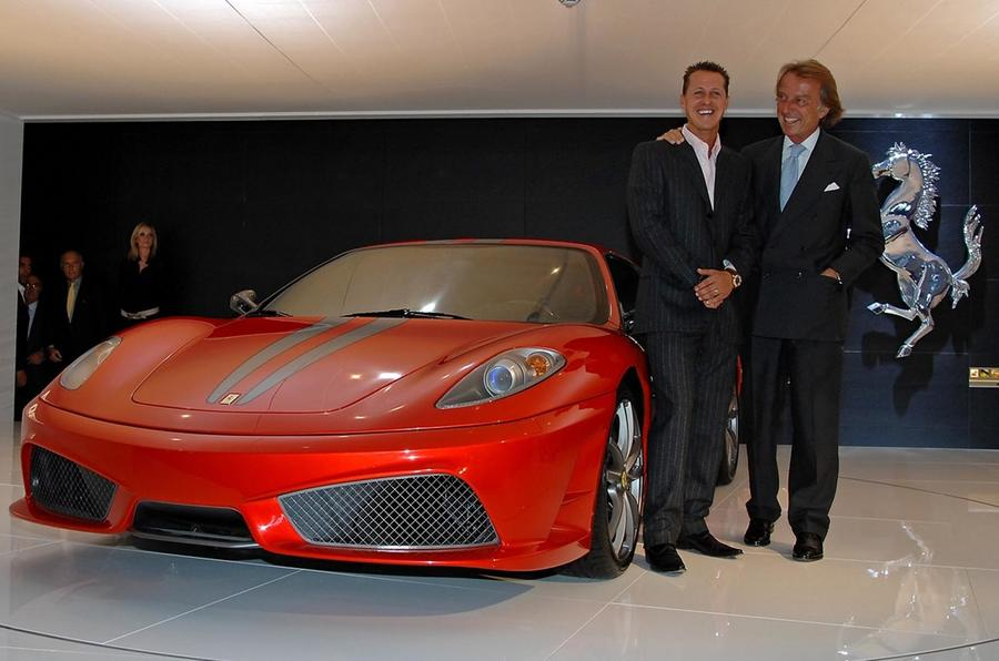 Frankfurt 2007: Ferrari 430 Scuderia