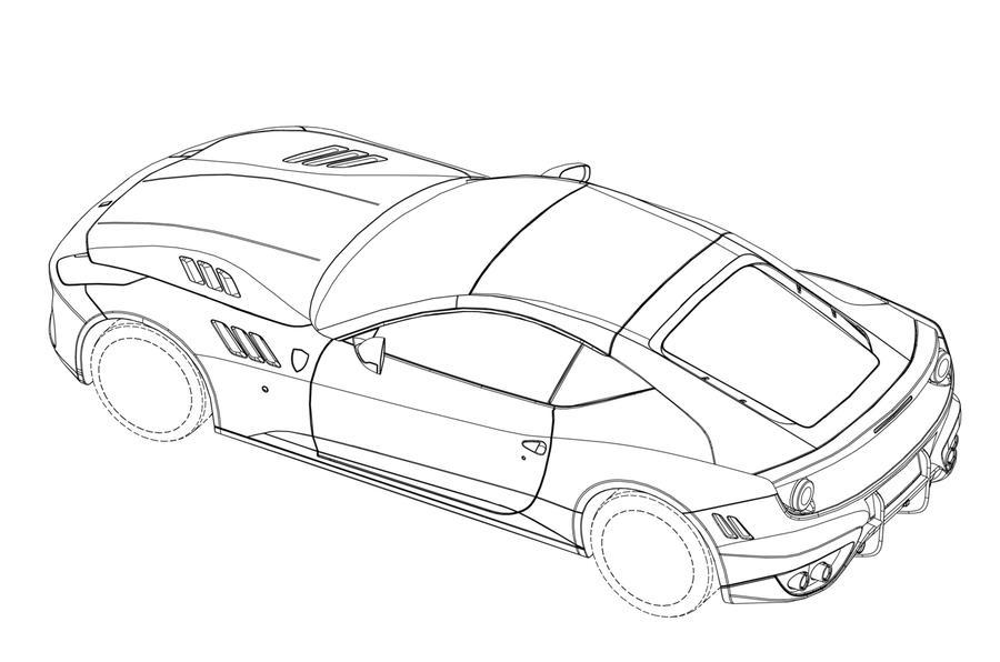 One-off Ferrari SP FFX unveiled