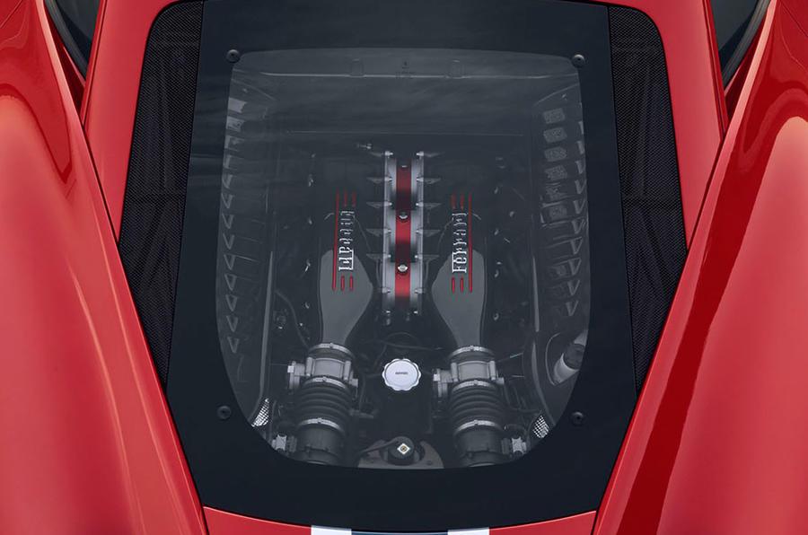 Ferrari 458 Italia Speciale revealed