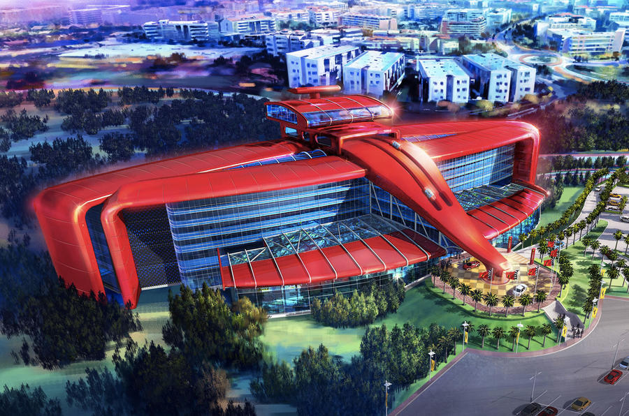 New Ferrari theme park to be built in Spain