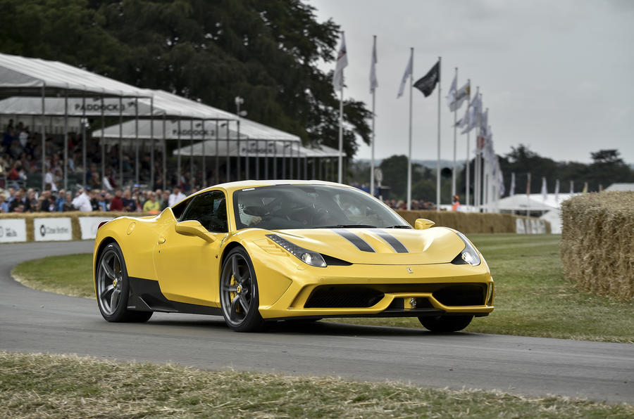 Ferrari announces record financial results for first half of 2014