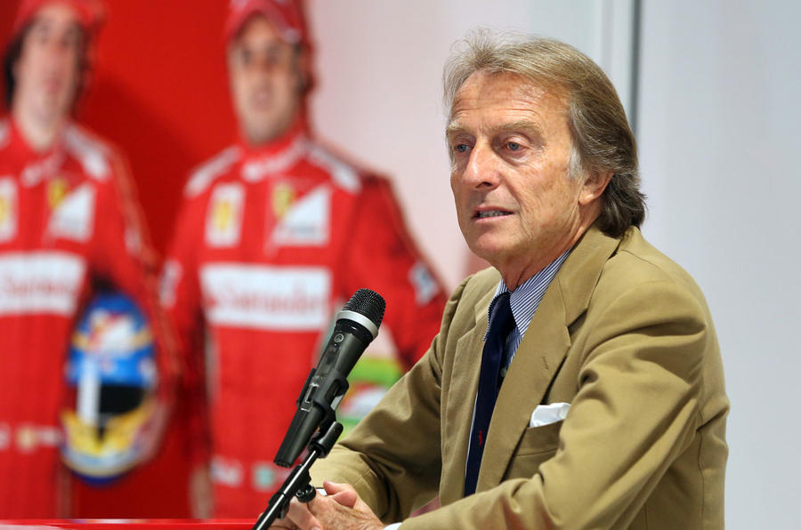Montezemolo's departure from Ferrari - be careful what you wish for...
