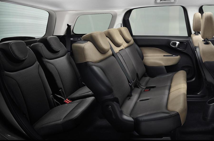 Fiat 500L MPW revealed