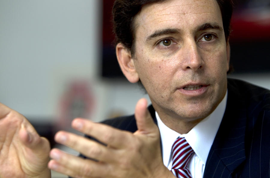 Mark Fields to lead Ford from July