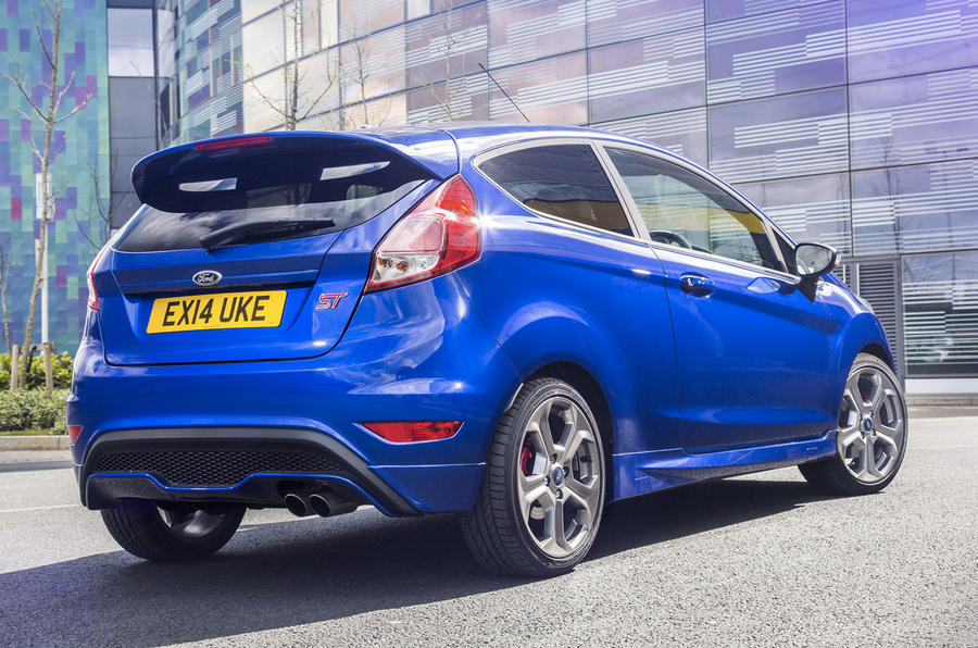 Ford launches higher-specification ST