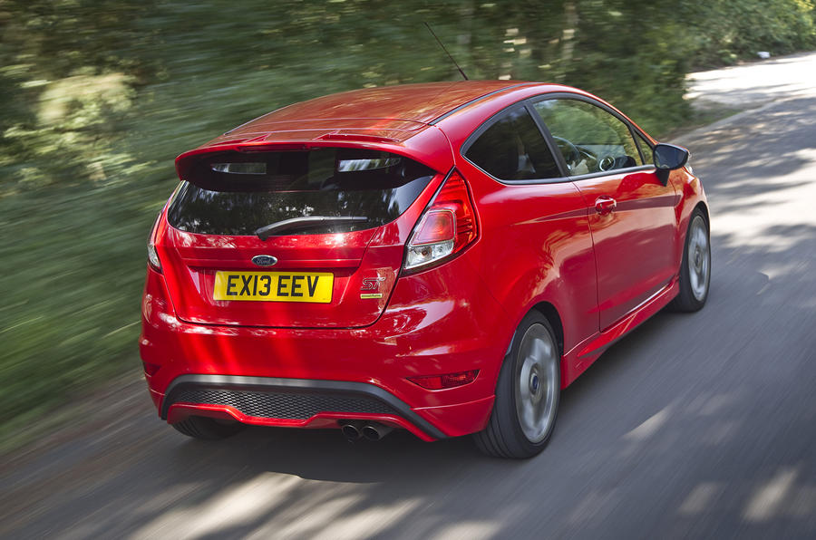 Ford Fiesta ST Mountune first drive review