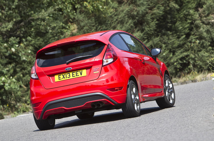 Ford Fiesta ST Mountune first drive review | Autocar