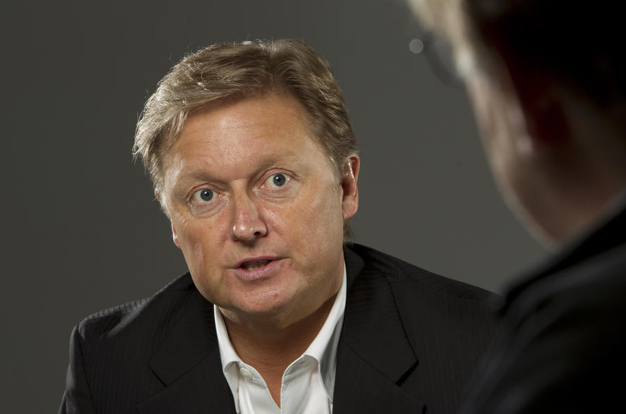 Henrik Fisker joins investment group to save Fisker Automotive