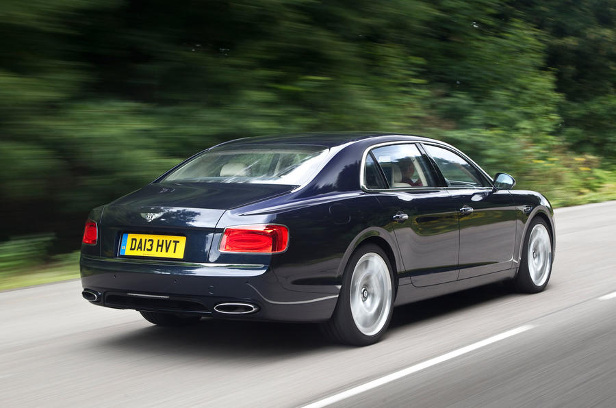 The 200mph Bentley Flying Spur