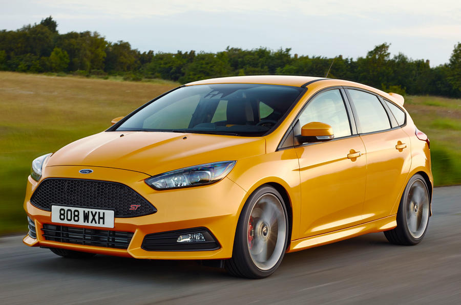 Revised Ford Focus ST on sale for £22,195