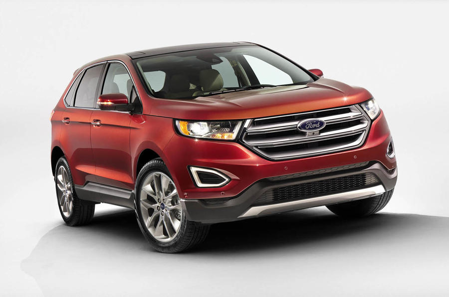 Ford Edge - the pushback against the premium manufacturers starts here