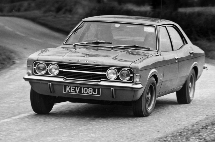History of the Ford Cortina - picture special   Autocar