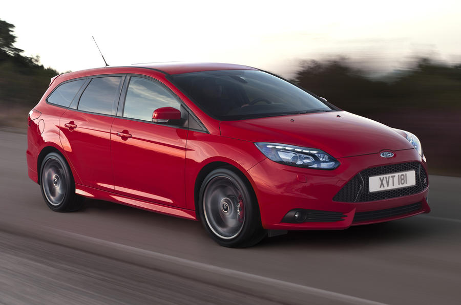 New Ford Focus St From 163 21 995 Autocar