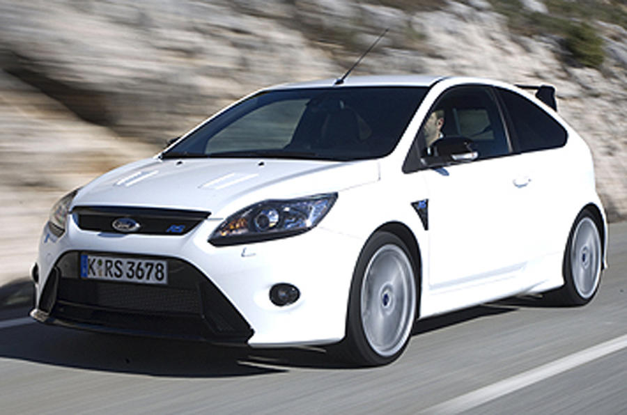 2009 Ford Focus RS Mk2 review and video review | Autocar