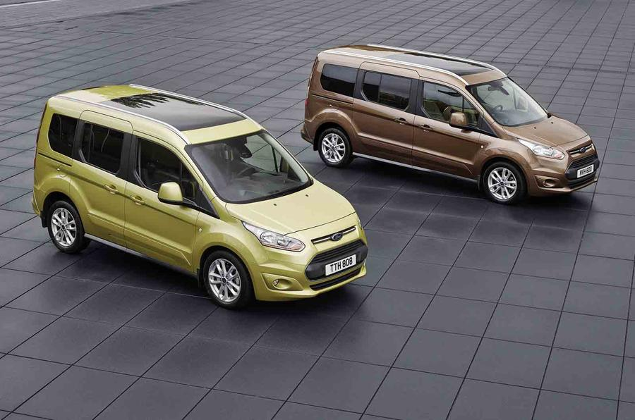 Ford Tourneo Connects