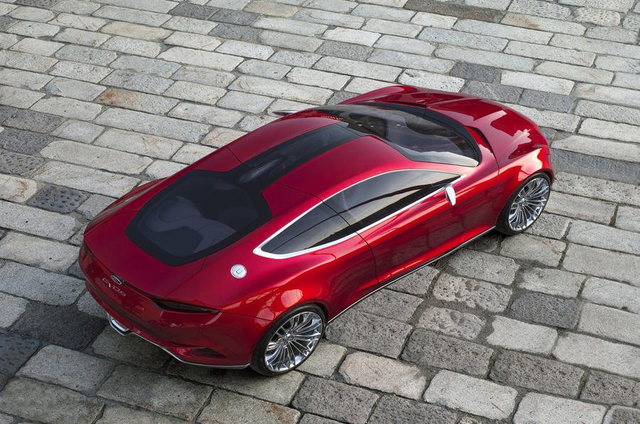 Ford evos to be on display at salon prive - Salon du concept car ...
