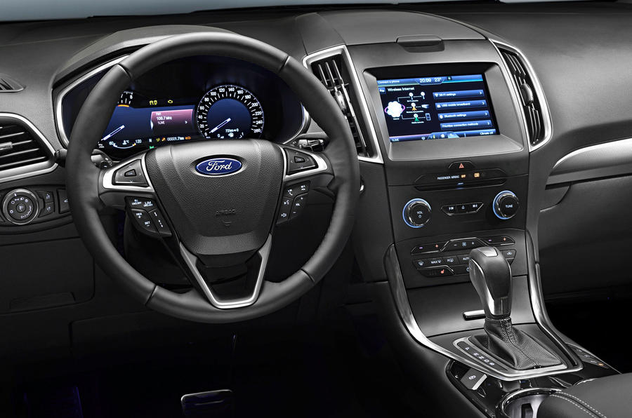 New Ford S-Max revealed - interview with Stefan Lamm