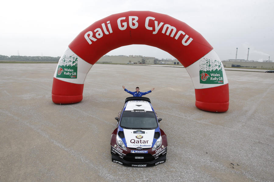 Reasons to be excited about Rally GB