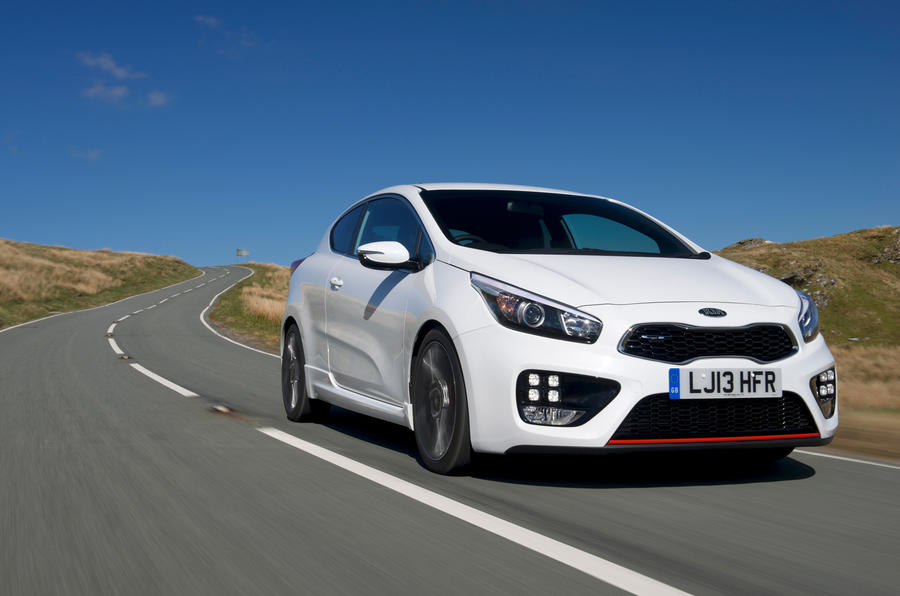 201bhp Kia Proceed GT to go on sale in July
