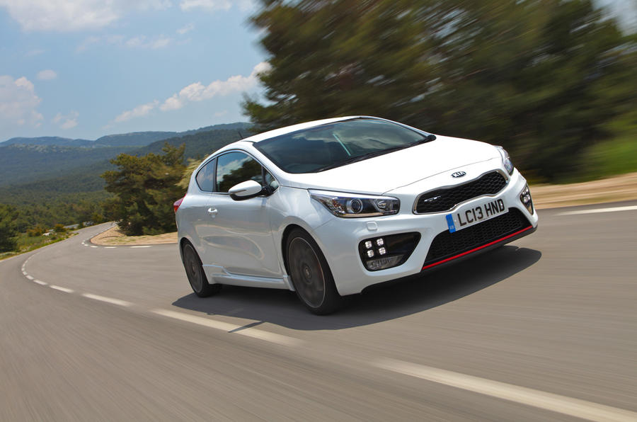 201bhp Kia Procee'd GT to go on sale in July
