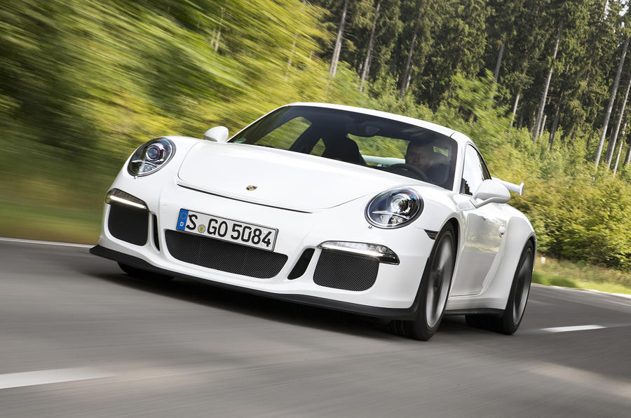 Porsche 911 GT3 Clubsport first drive review