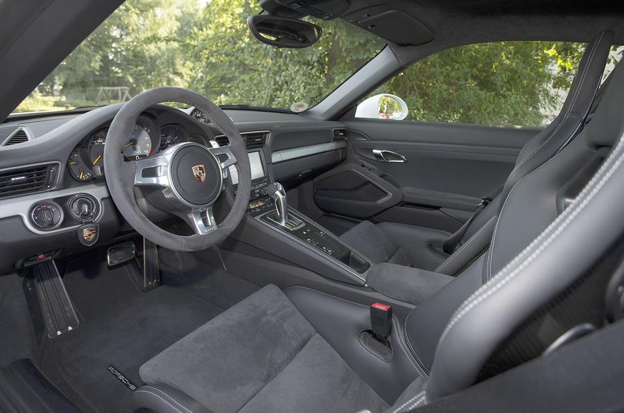 Porsche 911 GT3 Clubsport first drive review